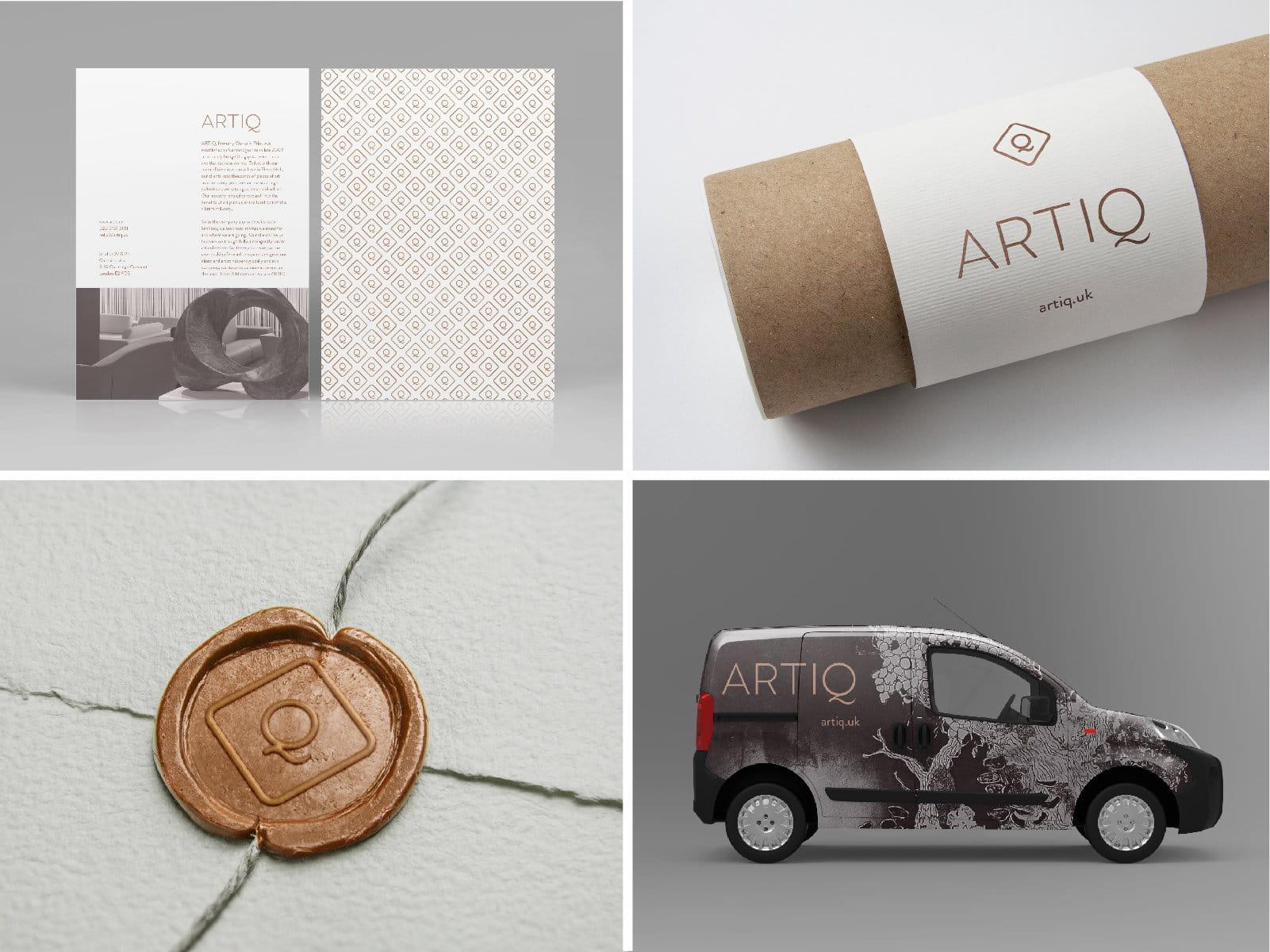 ARTIQ-branding