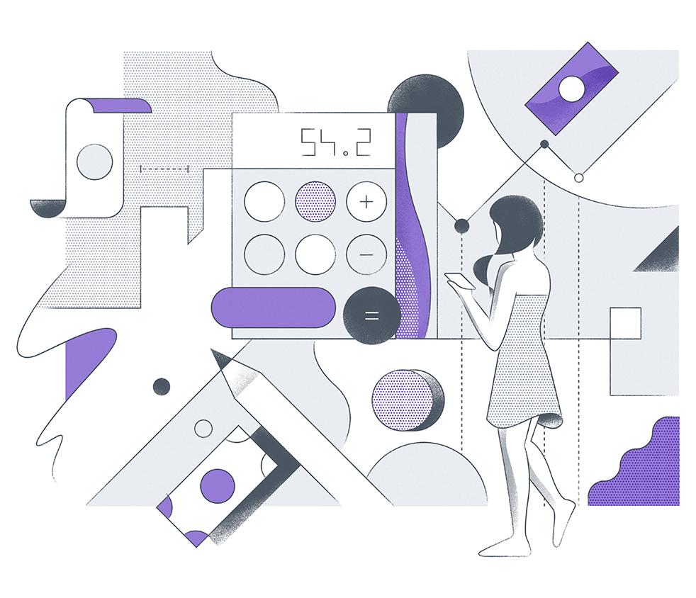 Archiporta - Finance. Illustration by Matus