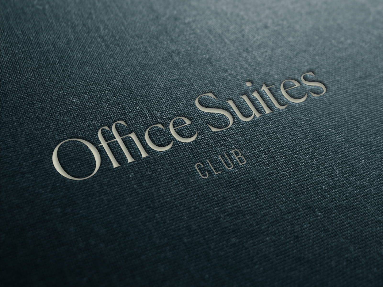 Lee Harding — Office Suites Club : Branding