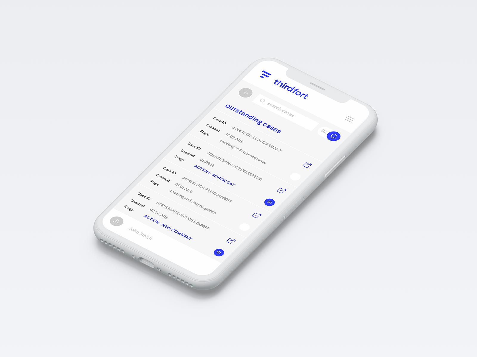 Thirdfort —app